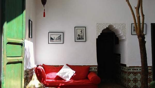 riad vente Maison d'hôtes Marrakech Place Jamaa El Fna Dabachi