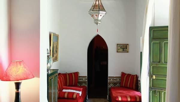 ryad Maison d'hôtes Marrakech Place Jamaa El Fna Dabachi