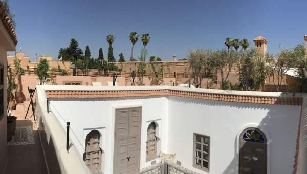 ryad Contemporain Marrakech moins de 10 minutes de la place Mouassine
