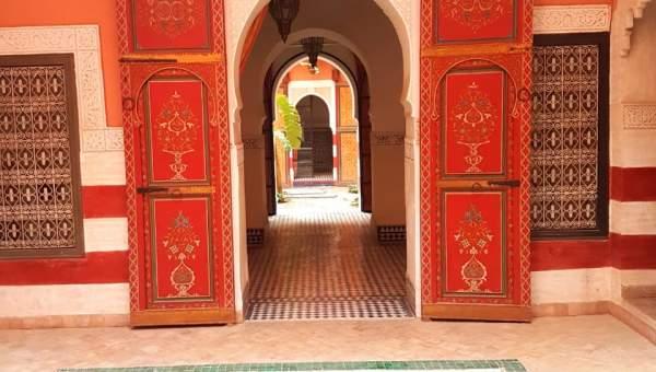 Riad à vendre Marocain Marrakech Place Jamaa El Fna Ksour