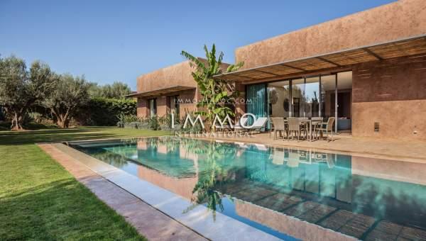 Vente maison Contemporain de prestige Marrakech Golfs