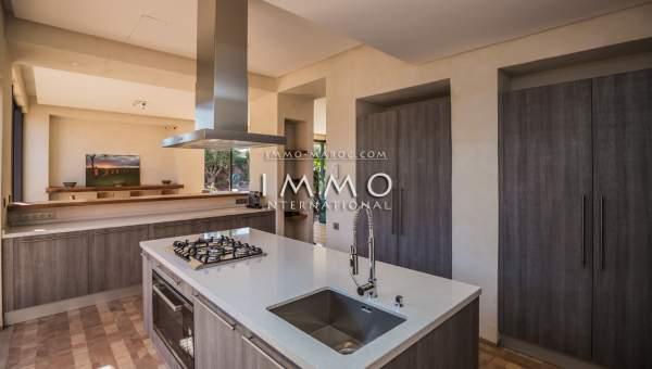 Villa à vendre Contemporain Marrakech Golfs
