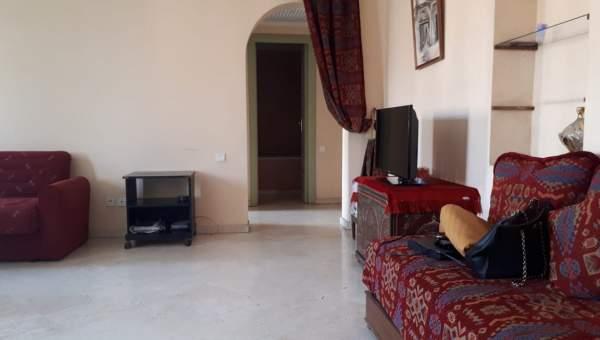 Vente appartement Marocain épuré Marrakech Hivernage Centre ville
