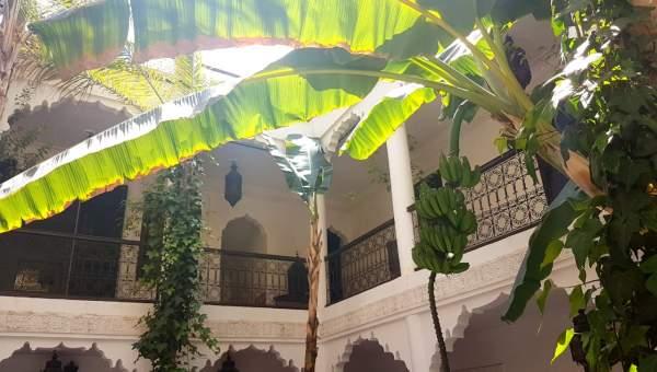 Vente riad Marocain épuré Marrakech Place Jamaa El Fna Dabachi