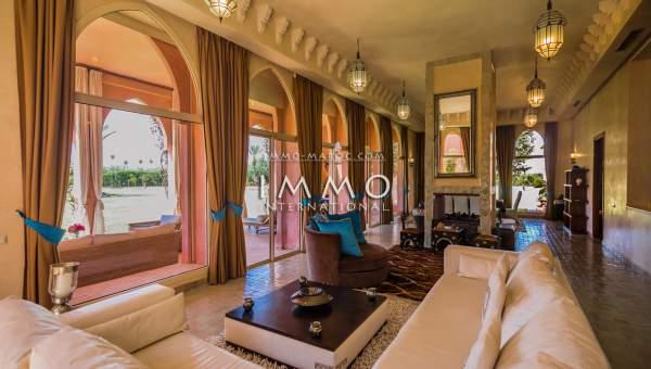 Vente maison Marocain Marrakech Extérieur Route Sidi Abdellah Ghiat