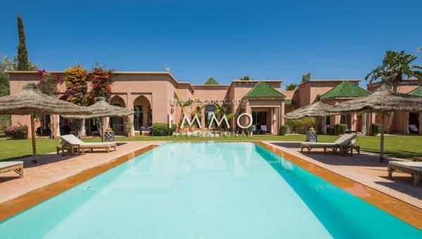 acheter maison Marocain Marrakech Extérieur Route Sidi Abdellah Ghiat