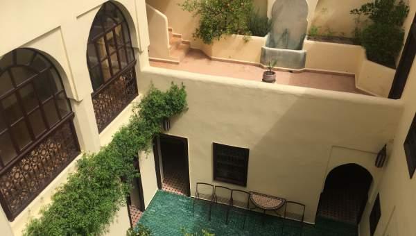 Vente riad Restaurant Marrakech Place Jamaa El Fna Dabachi