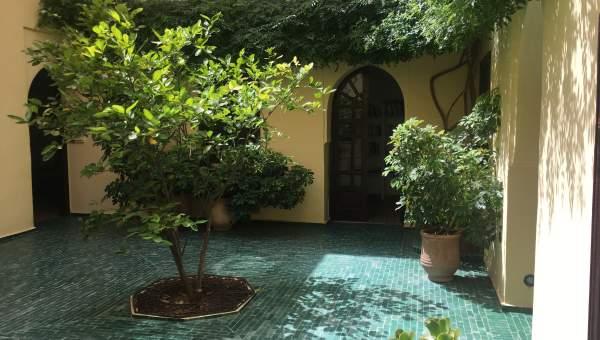 Riad à vendre Restaurant Marrakech Place Jamaa El Fna Dabachi