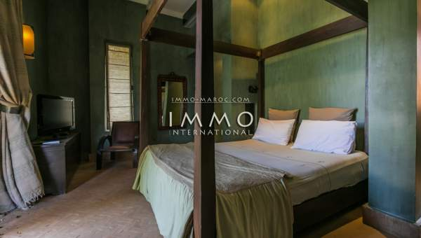 acheter maison Marocain épuré immobilier de luxe marrakech Marrakech