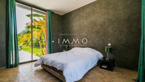 Villa à vendre Contemporain Marrakech Extérieur Route Ourika