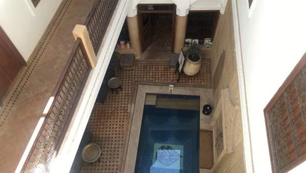 achat riad Maison d'hôtes Marrakech Autres Secteurs Médina Bahia