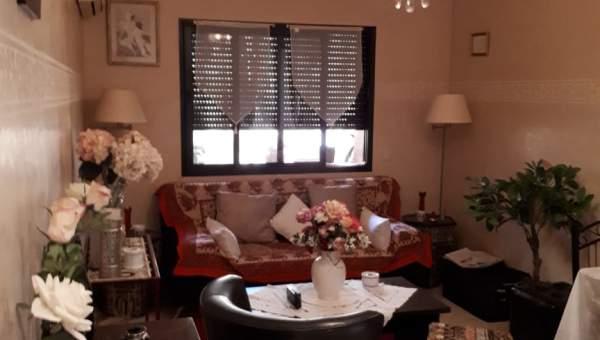 Vente appartement Marocain épuré Marrakech Centre ville Majorelle