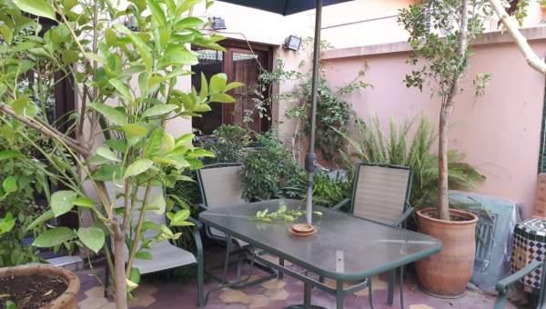 appartement vente Marocain épuré Marrakech Centre ville