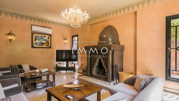 acheter maison Marocain épuré Marrakech Golfs Amelkis