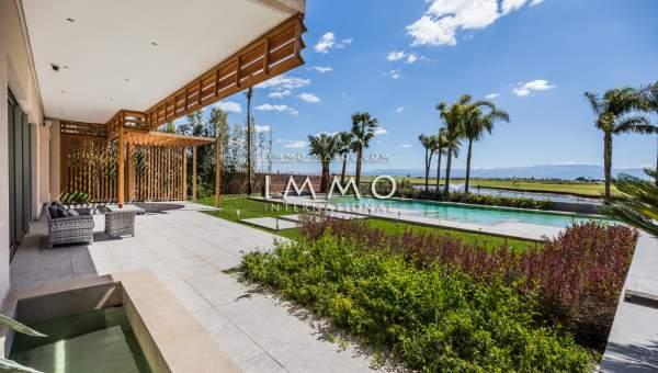 Achat villa Contemporain Marrakech Golfs Amelkis