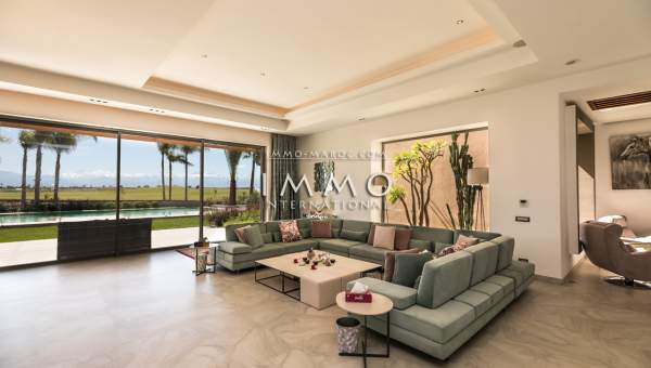 villa achat Contemporain de prestige Marrakech Golfs Amelkis