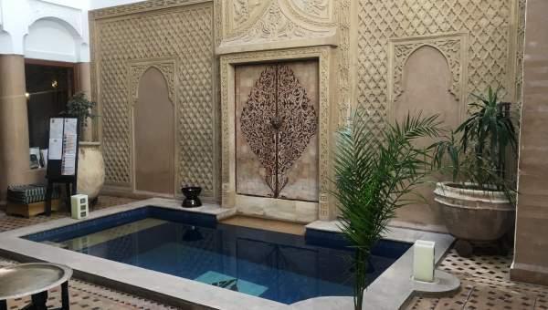 ryad Maison d'hôtes Marrakech Autres Secteurs Médina Bahia