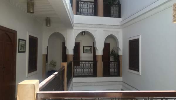 Vente riad Maison d'hôtes Marrakech Autres Secteurs Médina Bahia