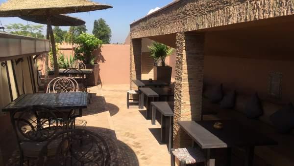 Riad à vendre Maison d'hôtes Marrakech Autres Secteurs Médina Bahia