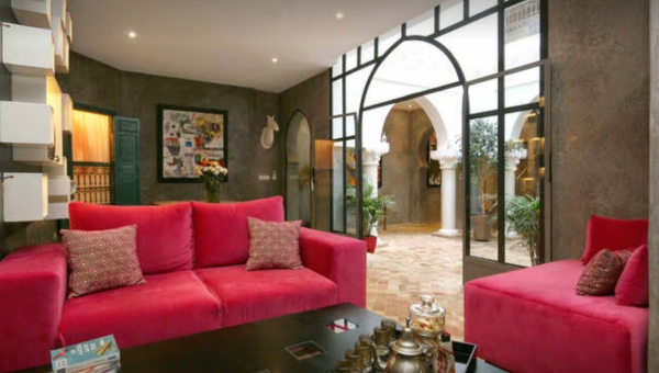 achat riad agence immobiliere de luxe marrakech Marrakech Place Jamaa El Fna Dar El Bacha