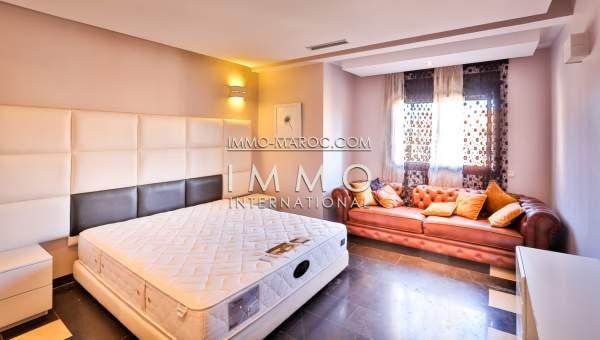 Achat appartement Contemporain Marrakech Hivernage