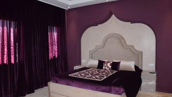 Maison à louer Marocain épuré Marrakech Extérieur Route Ourika