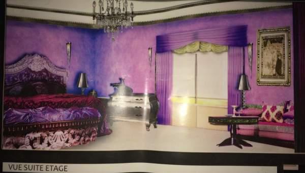 Villa à vendre biens de prestige Maison d'hôtes Marrakech Extérieur Route Ourika