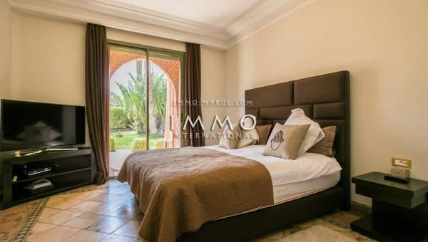 appartement vente Marocain épuré Marrakech Palmeraie Circuit Palmeraie
