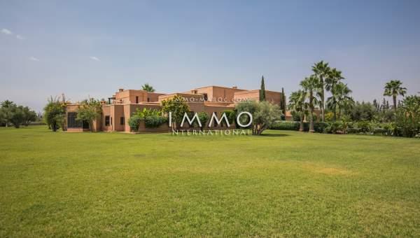 Maison à vendre Marocain propriete luxe marrakech à vendre Marrakech Extérieur Route Ourika