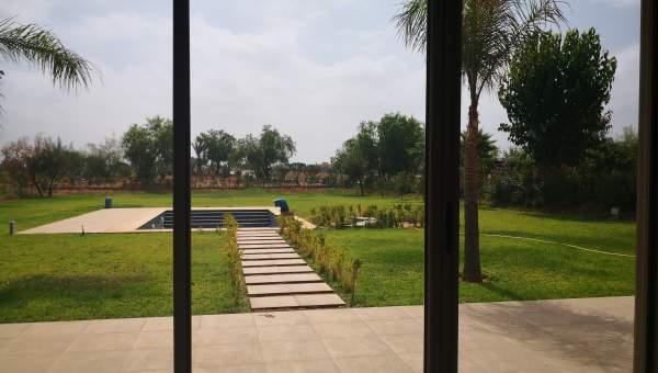 Location villa Moderne Marrakech Golfs