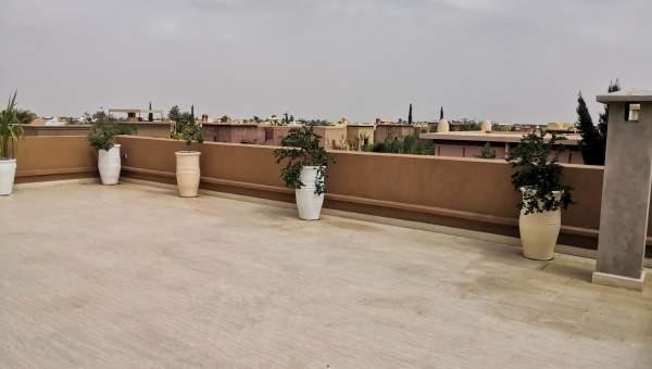 Location maison Contemporain Marrakech Golfs