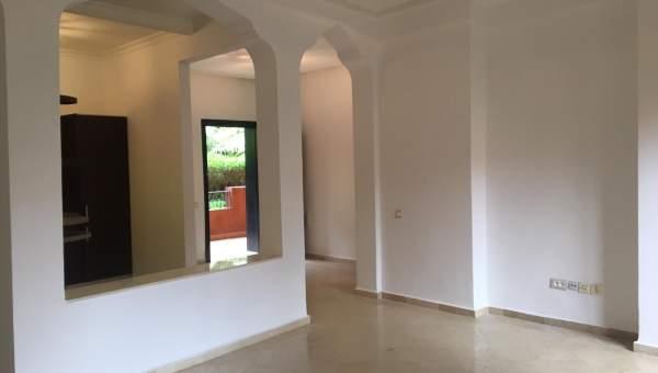 Appartement à louer Marocain épuré Marrakech Palmeraie