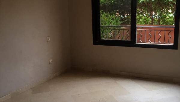 Location appartement Marocain épuré Marrakech Palmeraie