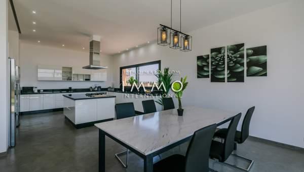 Villa à vendre Moderne luxe Marrakech Golfs Amelkis