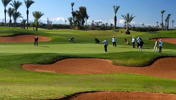 achat terrain Terrain villa Marrakech Golfs Autres golfs