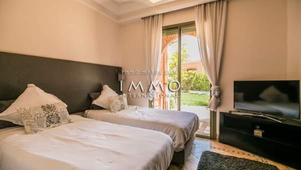 Achat appartement Contemporain Marrakech Palmeraie Circuit Palmeraie