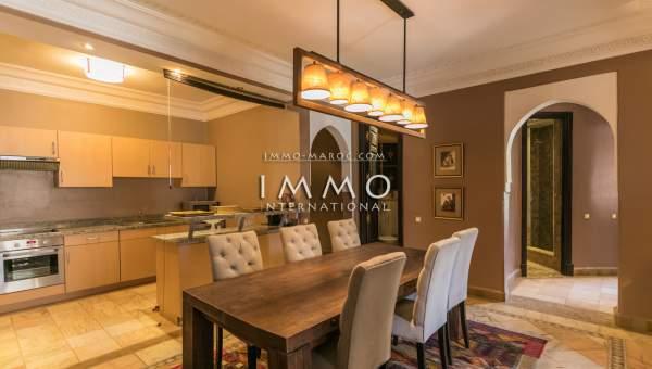 acheter appartement Moderne Marrakech Palmeraie Circuit Palmeraie