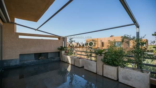 Vente appartement Contemporain Marrakech Extérieur Route Ouarzazate