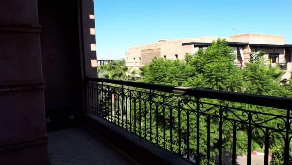 Vente appartement Marocain épuré Marrakech Centre ville Targa