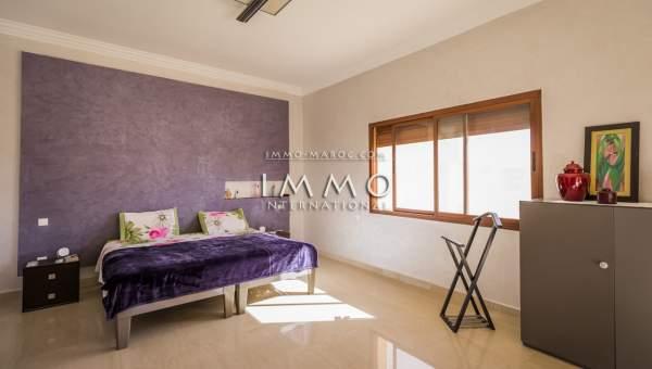 Achat villa Moderne Marrakech Extérieur Route Ourika