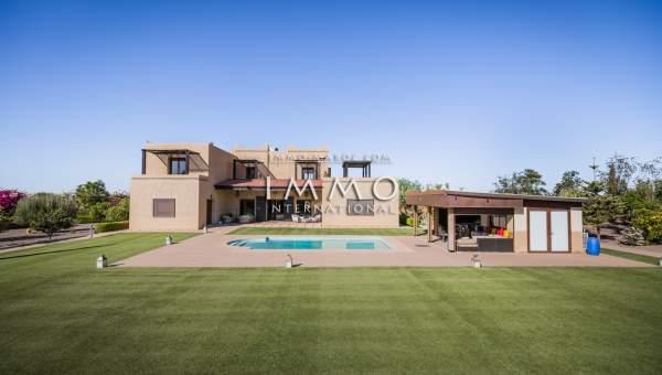 Villa à vendre Moderne Marrakech Extérieur Route Ourika