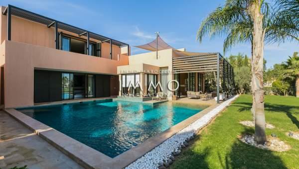 acheter maison Moderne luxueuses Marrakech Golfs Al Maaden