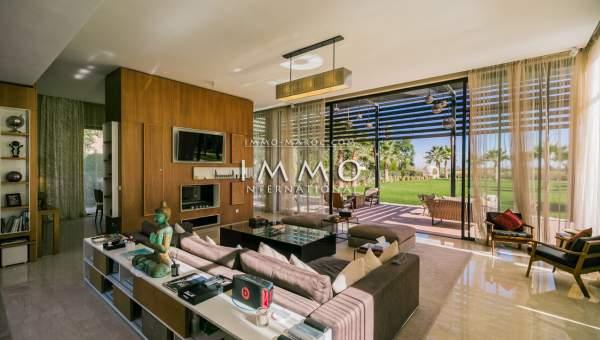 Maison à vendre Contemporain immobilier luxe à vendre marrakech Marrakech Golfs Al Maaden