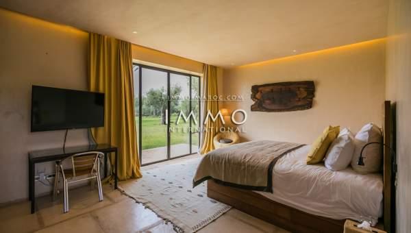 Achat villa Contemporain agence immobiliere de luxe marrakech Marrakech Extérieur Route Ouarzazate