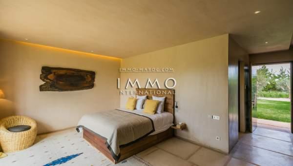 Villa à vendre Moderne immobilier de luxe marrakech Marrakech Extérieur Route Ouarzazate