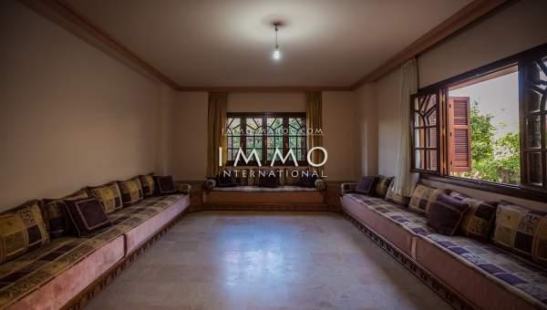 Vente maison Marocain immobilier de luxe marrakech Marrakech Golfs Amelkis