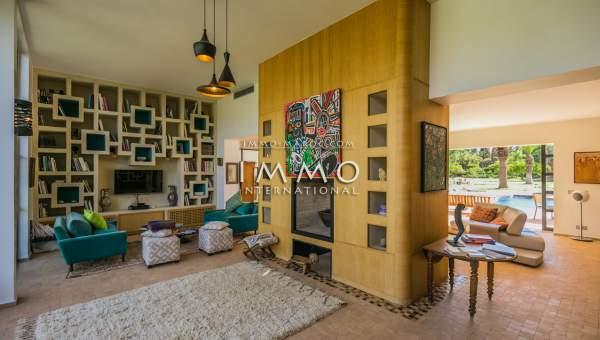 villa achat Moderne biens de prestige marrakech Marrakech Palmeraie Circuit Palmeraie
