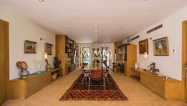 Achat villa Contemporain luxueuses Marrakech Palmeraie Circuit Palmeraie