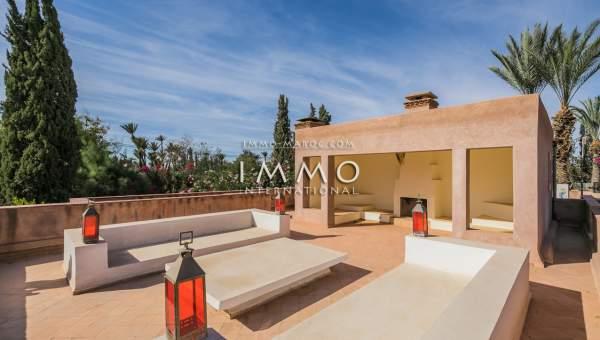 acheter maison Contemporain immobilier de luxe marrakech Marrakech Palmeraie Circuit Palmeraie