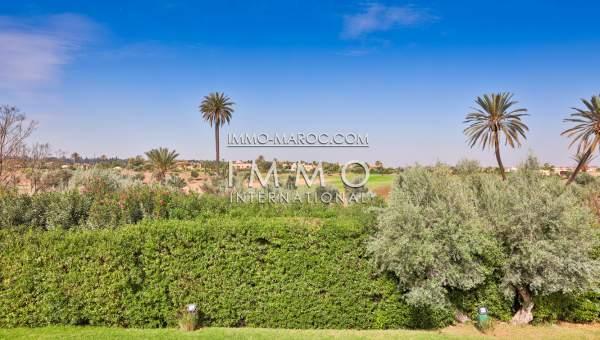 Vente maison Contemporain biens de prestige Marrakech Golfs Amelkis